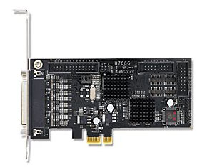 8CH 240/240 FPS Real-Time High Resolution DVR PCIe Card 4000